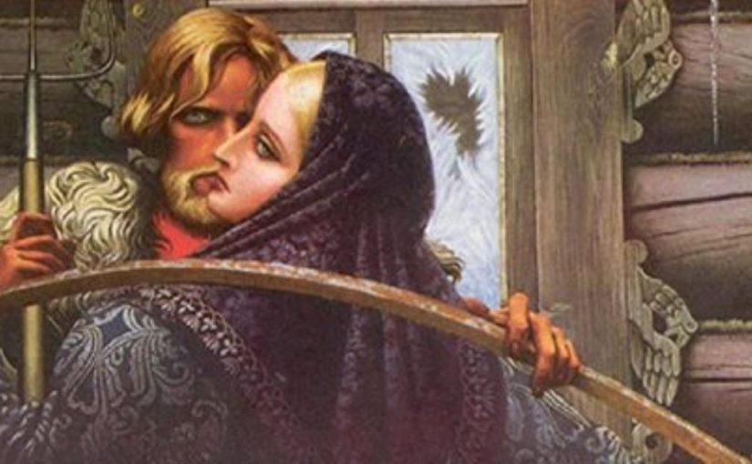 5 вещей, которые женщины на Руси не позволяли делать мужчинам