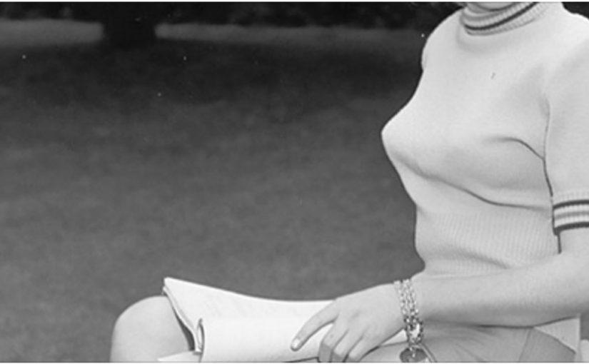Вот такие лифчики были писком моды В 40-х и 50-х! А вы говорите, молодежь пошла…