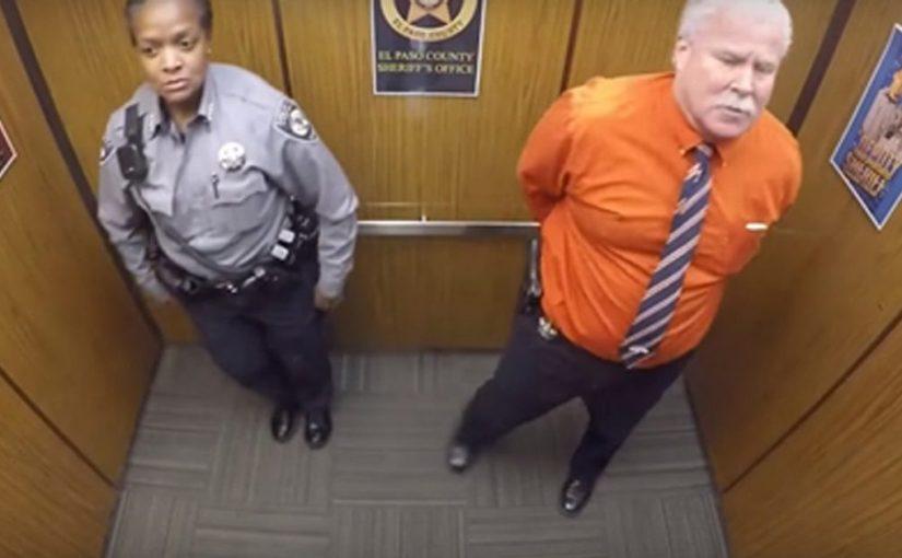 они познакомились в лифте