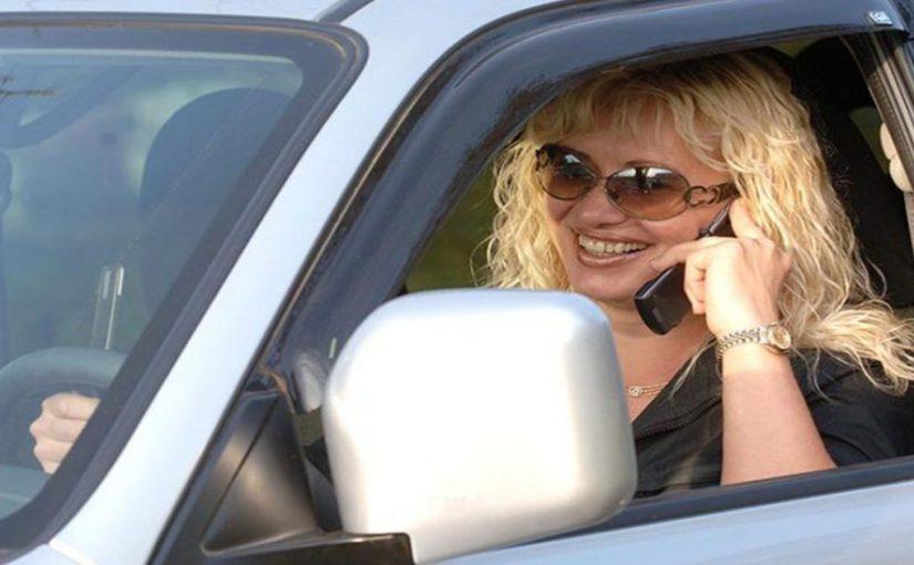 Слегка обалдел, случайно подслушав телефонный разговор крашенной блондинки…
