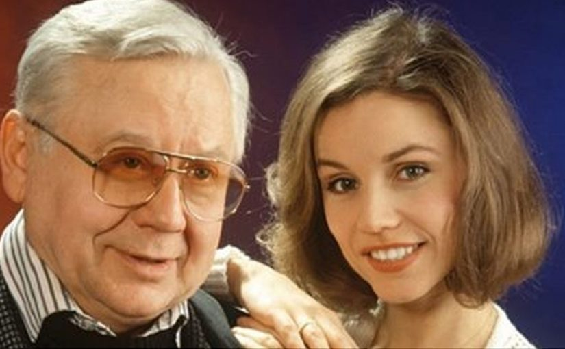 Олег Табаков в 60 лет женился на 30-летней девушке. Как сейчас выглядит пара после 22 лет брака!
