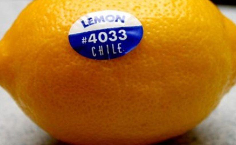 Я была ошарашена, когда поняла смысл наклейки на фруктах. Всегда думала, что это несущественные детали